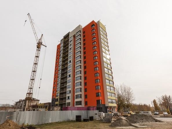 Фото Жилой комплекс КОСМОНАВТЫ, Б/С 1, ноябрь 2018