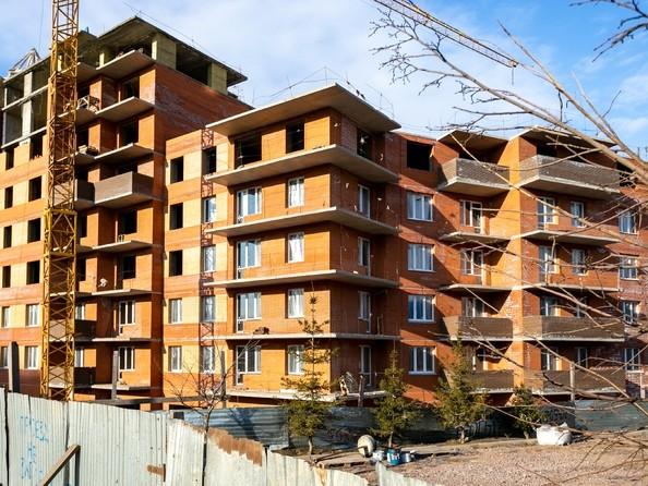Фото Жилой комплекс БЕЗОБЛАЧНЫЙ, дом 2, Ход строительства 25 февраля 2019