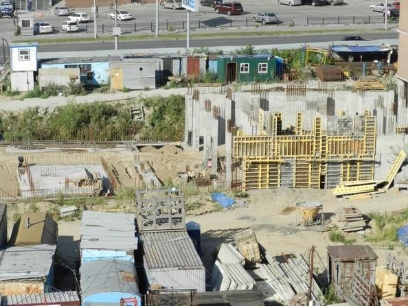 Фото Жилой комплекс Нарымский квартал (Дом на Плановой), 14-15 б/с, Ход строительства август 2019