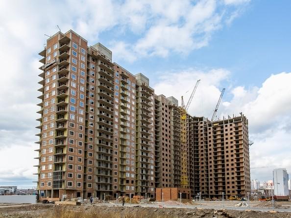 Ход строительства 24 октября 2020