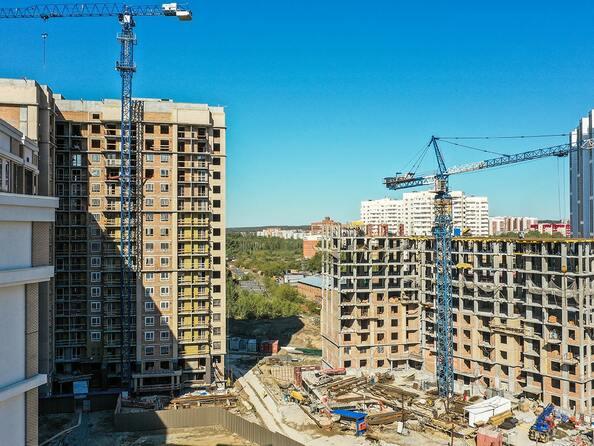 Ход строительства май 2020