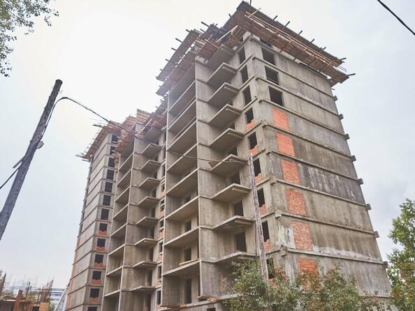 Фото Жилой комплекс ГРАНД-ПАРК, б/с 1.1, Ход строительства 29 августа 2017