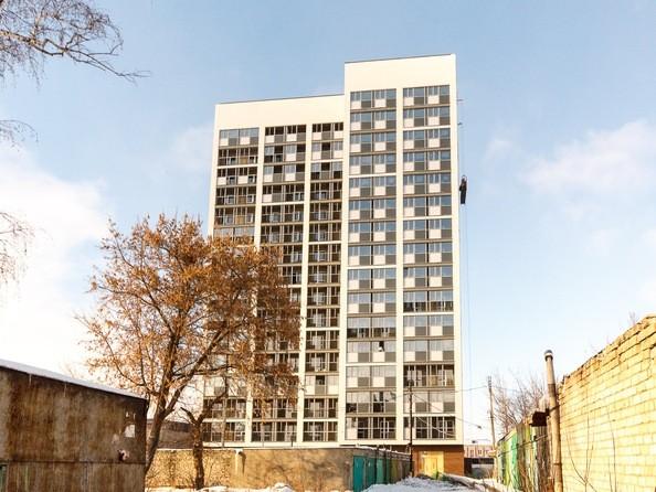 Фото Жилой комплекс ЛОКОМОТИВ, корпус 9, Ход строительства ноябрь 2018