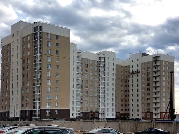 Фото Жилой комплекс ВЕРХНИЙ БУЛЬВАР, дом 3, Б/С «В» и «Г», Ход строительства октябрь 2018