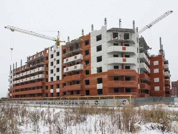 Фото Микрорайон СОЗВЕЗДИЕ, дом 5, Ход строительства март 2019