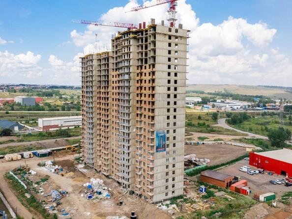 Фото Жилой комплекс Подзолкова, 1, Ход строительства 12 августа 2019