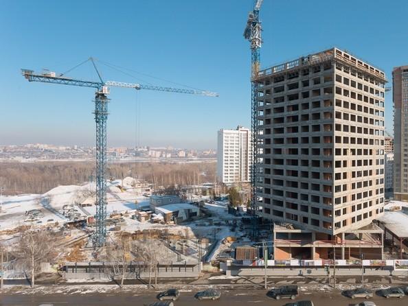 Фото Жилой комплекс ПАНОРАМА, дом 6, Ход строительства март 2018