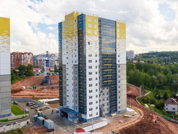 Ход строительства 25 августа 2020