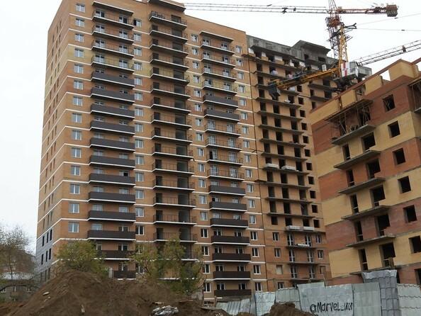 Ход строительства октябрь 2018