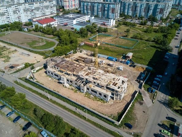 Фото Жилой комплекс Северный, 1 мкр, Светлогорский, 5 июля 2017