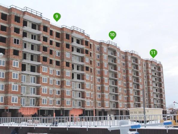 Фото Жилой комплекс СИМВОЛ, 2 оч, б/с 10-11, 27 декабря 2017