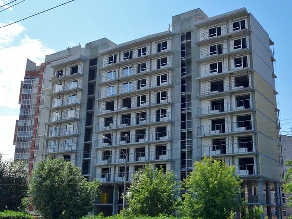 Фото Ленина, 123, Ход строительства июль 2019