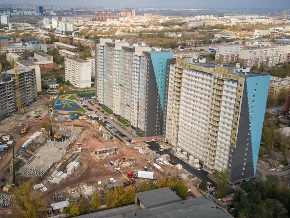 Ход строительства 6 октября 2020