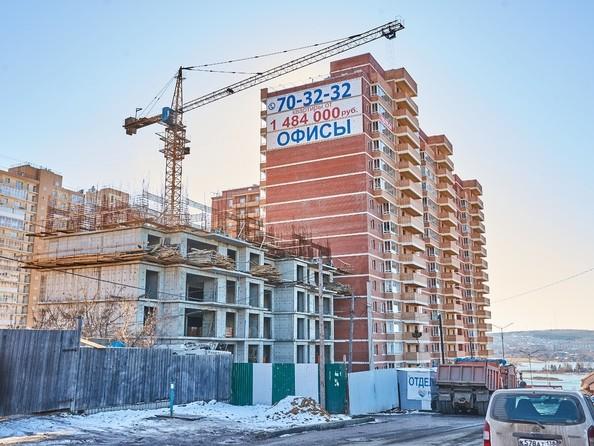 Фото Жилой комплекс РОДНОЙ БЕРЕГ, б/с 4, Ход строительства 1 ноября 2017