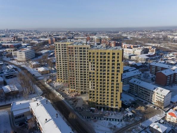 Ход строительства 5 января 2020