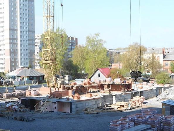 Фото Жилой комплекс ВРЕМЕНА ГОДА, дом 11, Ход строительства май 2019