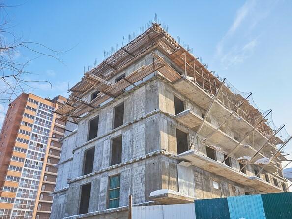 Фото Жилой комплекс ЯКОБИ-ПАРК, 2 оч, б/с 4, Ход строительства 9 января 2018