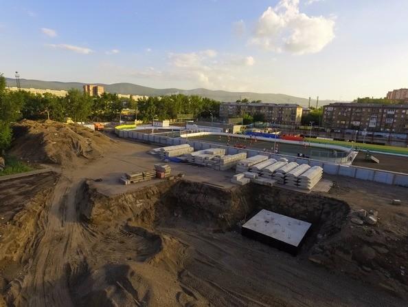 Фото Жилой комплекс ДИНАСТИЯ , 1 этап, Ход строительства 12 июня 2017