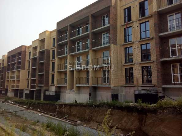 Фото Жилой комплекс СВОБОДА, дом 6, Ход строительства август 2019