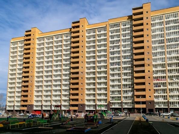Фото Жилой комплекс ЗАПАДНЫЙ, дом 1, 3 этап, Ход строительства 7 апреля 2019