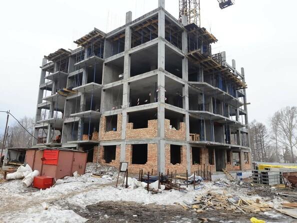 Фото Жилой комплекс RED FOX (Ред Фокс), дом 2, Ход строительства апрель 2019