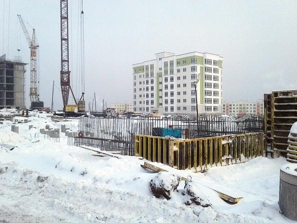 Фото Жилой комплекс СОЛНЕЧНЫЙ БУЛЬВАР, дом 18, корпус 4, Ход строительства январь 2019