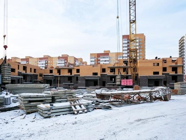 Фото Жилой комплекс ОБРАЗЦОВО, дом 4, Ход строительства 22 декабря 2018