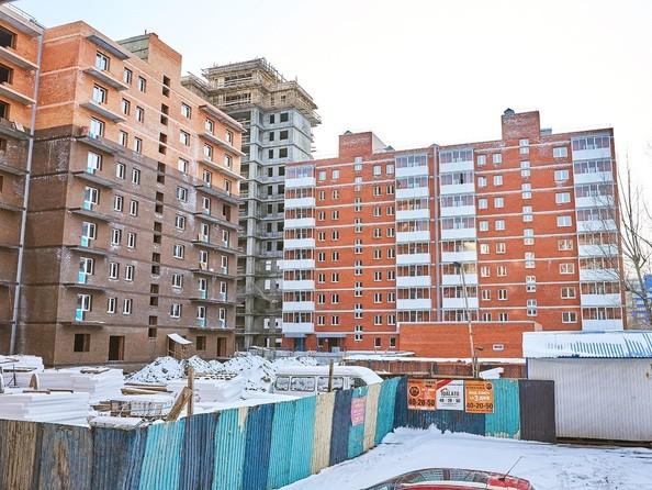 Фото Жилой комплекс СИГМА, ДОМ 19, б/с 2, б/с 3, Ход строительства 10 декабря 2018