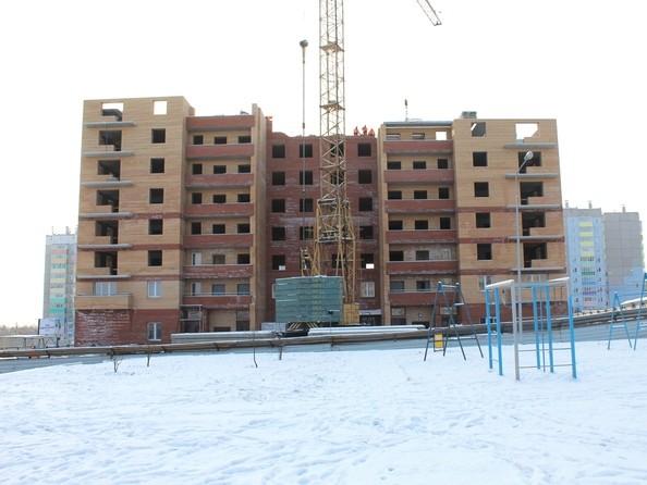 Фото Жилой комплекс Мужества, 12 , Ход строительства 15 ноября 2017