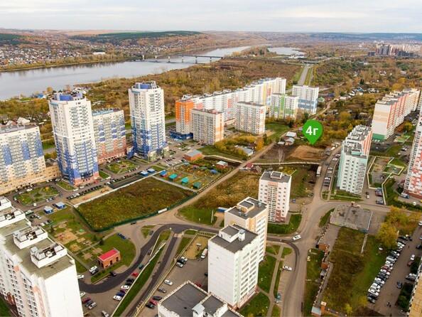 Фото Жилой комплекс КЕМЕРОВО-СИТИ, дом 4г, Ход строительства октябрь 2018