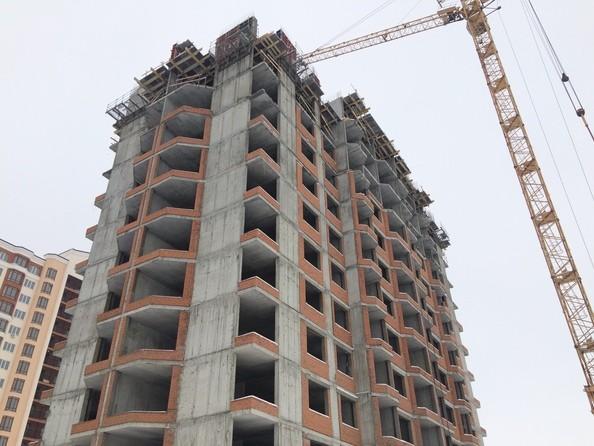 Фото Жилой комплекс ЦВЕТНОЙ БУЛЬВАР, дом 18, корпус 7, Ход строительства март 2019