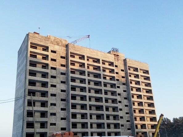 Фото Жилой комплекс ЮНОСТЬ, дом 2, Ход строительства февраль 2019