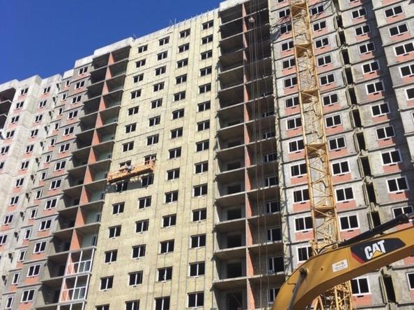 Ход строительства 5 апреля 2020