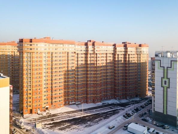 Фото Жилой комплекс РАДУЖНЫЙ, дом 3, Ход строительства 11 декабря 2018