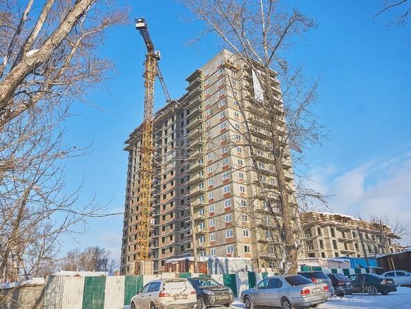 Фото Жилой комплекс ГРАНД-ПАРК, б/с 1.2, Ход строительства 9 января 2018