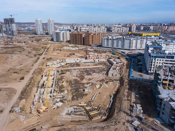 Фото Жилой комплекс ПРЕОБРАЖЕНСКИЙ, дом 4, 6 апреля 2018
