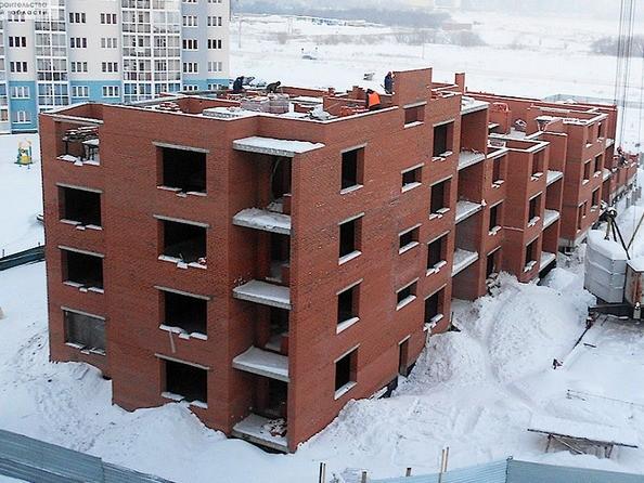 Фото ТОМЬ, дом 15, корпус 1, Ход строительства январь 2019