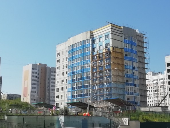 Фото Жилой комплекс КЕМЕРОВО-СИТИ, дом 7б , Ход строительства июль 2019