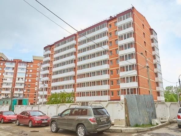 Фото Жилой комплекс 30-й Иркутской Дивизии, дом 26, 4 б/с , 5 б/с , Ход строительства 30 мая 2018