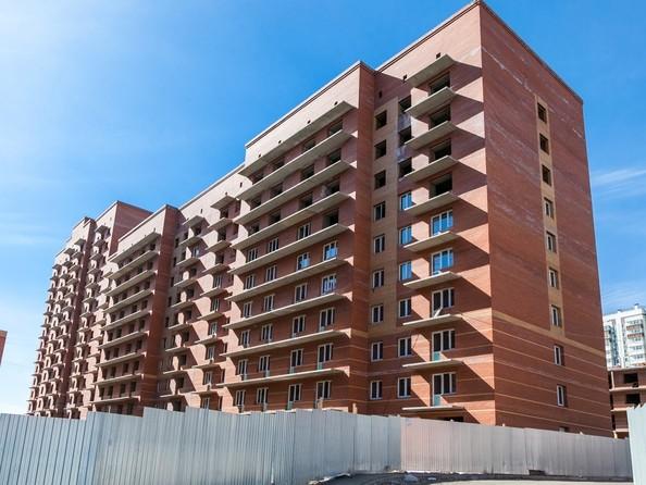 Фото Жилой комплекс СНЕГИРИ, дом 2, Ход строительства 4 апреля 2017
