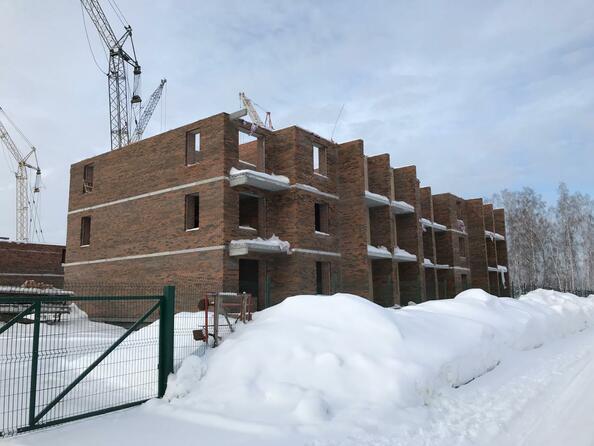 Фото Жилой комплекс Да Винчи, дом 7, Ход строительства январь 2019