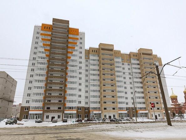 Фото Жилой комплекс Антона Петрова, 221д/1, Ход строительства январь 2019