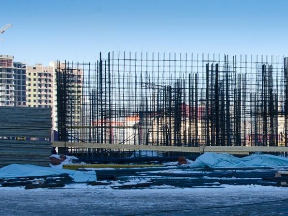 Фото Жилой комплекс КУРЧАТОВА, дом 6, стр 1, Ход строительства 14 марта 2018