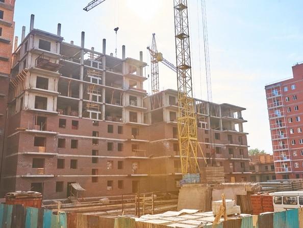 Фото Жилой комплекс СИГМА, ДОМ 19, б/с 2, б/с 3, Ход строительства 2 августа 2018