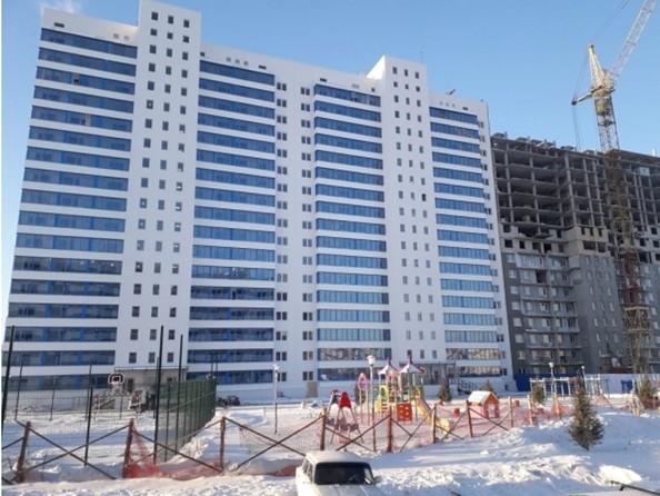 Фото Жилой комплекс ЛЕТО, дом 3, б/с 1,2, Ход строительства февраль 2019