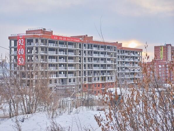 Фото Жилой комплекс ИРКУТСКИЙ ДВОРИК-2, дом 2 (б/с 7,8,9), 9 января 2018