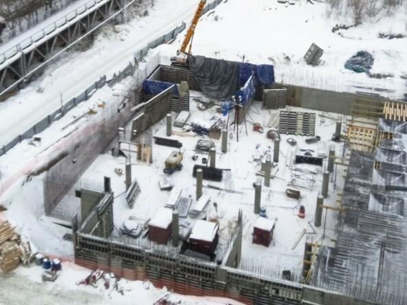 Фото Жилой комплекс КАЛИНИНСКИЙ-2, Ход строительства декабрь 2018