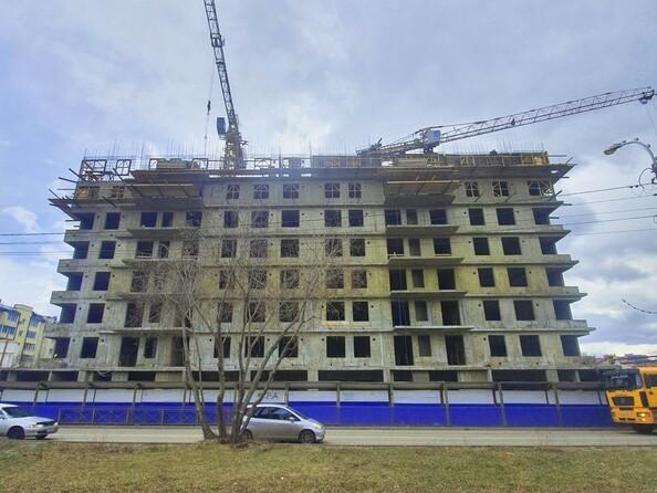 Ход строительства 4 мая 2021
