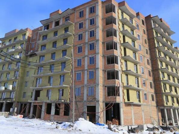 Ход строительства 18 февраля 2021