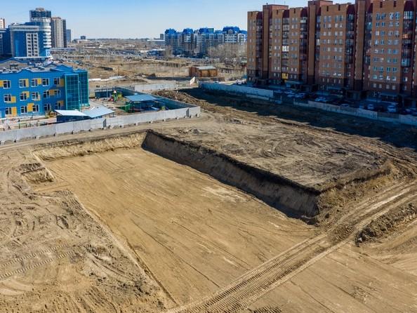 Фото Жилой комплекс АЛЕКСАНДРОВСКИЙ, дом 1, Ход строительства 23 апреля 2019